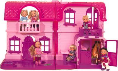 Кукольный домик Simba Большой дом Эви и Тимми (10 4660958) - общий вид