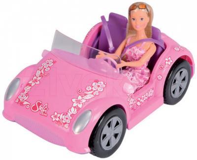 Кукла Simba Штеффи в кабриолете (10 5738332) - общий вид
