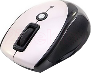 Мышь Prestigio PMSOW03SI (Silver) - общий вид