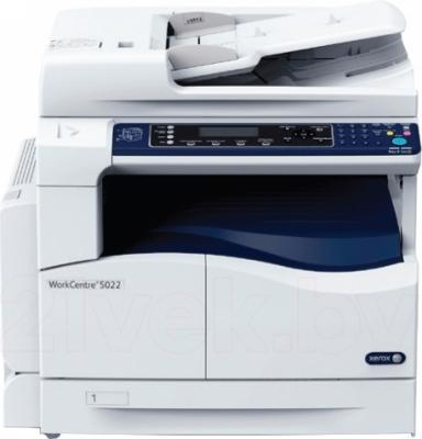 МФУ Xerox WorkCentre 5022D - общий вид
