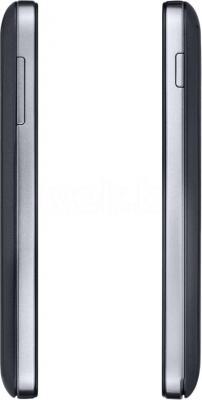 Смартфон Prestigio MultiPhone 8400 Duo (черный) - боковые панели