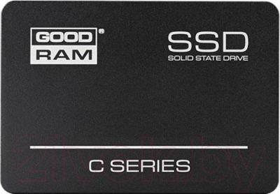 SSD диск Goodram C100 (SSDPR-C100-120) - общий вид