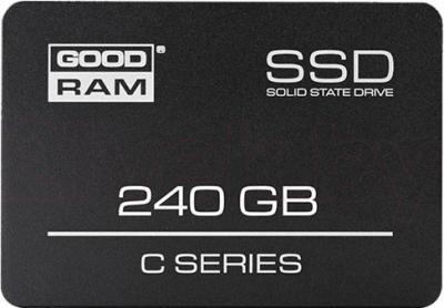 SSD диск Goodram C100 (SSDPR-C100-240) - общий вид