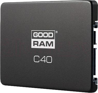 SSD диск Goodram C40 (SSDPR-C40-240) - общий вид