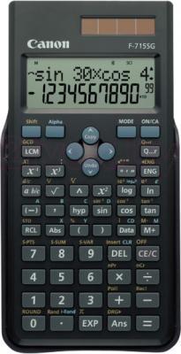 Калькулятор Canon F-515SG-BK - общий вид