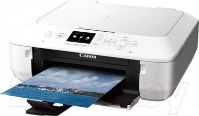 МФУ Canon PIXMA MG5540 (White) - общий вид
