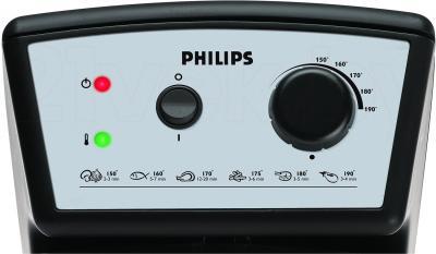 Фритюрница Philips HD6163/00 - панель управления
