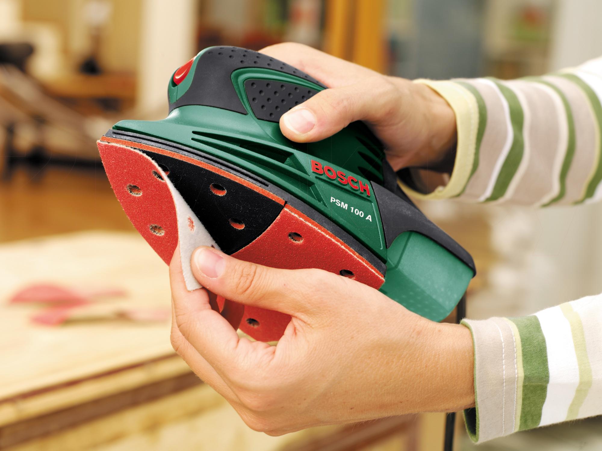 Фотография Многофункциональный инструмент Bosch - 2