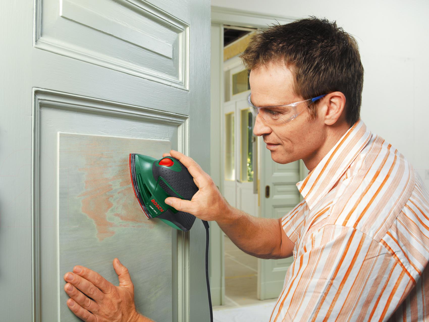 Фотография Многофункциональный инструмент Bosch - 3