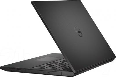 Ноутбук Dell Inspiron 15 3542 (3542-1677) - вид сзади
