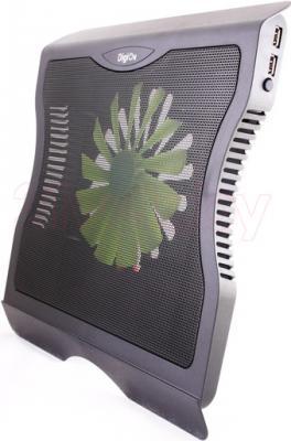 Подставка для ноутбука DigiOn PTK8038F - вид сбоку