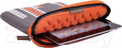 Чехол для планшета Miracase PTMS8007G - в открытом виде