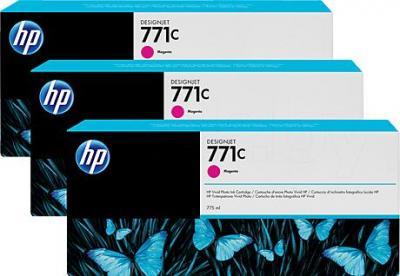 Комплект картриджей HP B6Y33A - общий вид