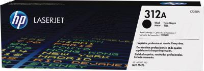 Тонер-картридж HP CF380A - общий вид