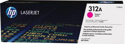 Картридж HP CF383A - общий вид