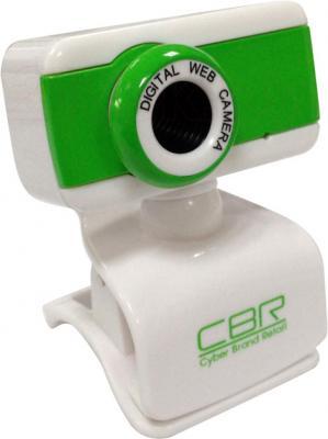 Веб-камера CBR CW-832M (Green) - общий вид