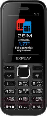 Мобильный телефон Explay A170 (Orange) - общий вид