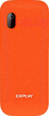 Мобильный телефон Explay A170 (Orange) - вид сзади