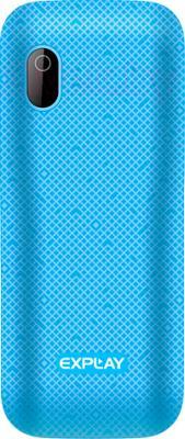 Мобильный телефон Explay A170 (Blue) - вид сзади