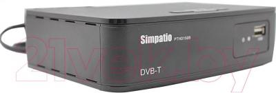 Тюнер цифрового телевидения Simpatio PTHD150B - общий вид