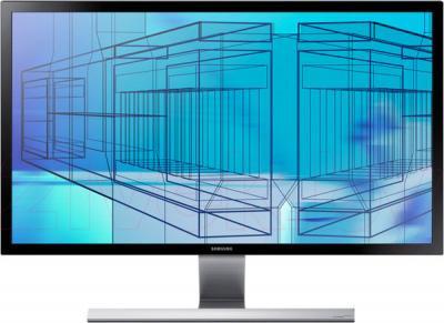 Монитор Samsung U28D590D - общий вид