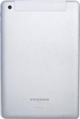 Планшет Keener K-8G - вид сзади