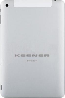 Планшет Keener K-9S - вид сзади