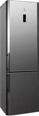 Холодильник с морозильником Indesit BIA 20 NF C S H - общий вид
