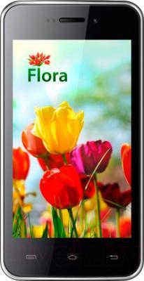 Смартфон Keneksi Flora (Black) - общий вид