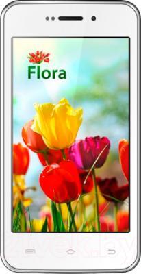 Смартфон Keneksi Flora (White) - общий вид