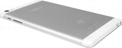 Планшет TeXet X-force 7 16GB 3G / TM-7065 (серебристый) - вид сзади