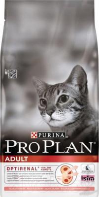 Корм для кошек Pro Plan Adult с лососем (1,5 кг) - общий вид
