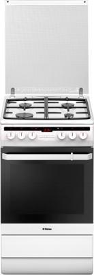 Кухонная плита Hansa FCMW58221 - общий вид
