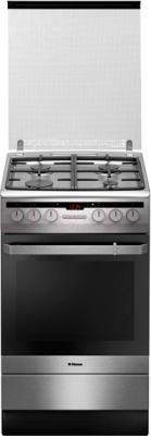 Кухонная плита Hansa FCMX59220 - общий вид