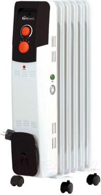 Масляный радиатор Timberk TOR 21.1206 MG I - общий вид