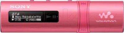USB-плеер Sony NWZ-B183FP - общий вид