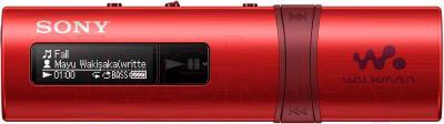 USB-плеер Sony NWZ-B183FR - общий вид