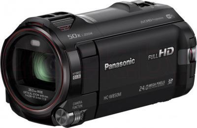 Видеокамера Panasonic HC-W850EE-K - в сложенном виде