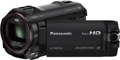 Видеокамера Panasonic HC-W850EE-K - общий вид