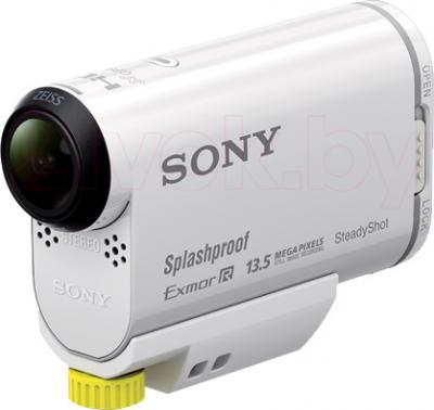 Экшн-камера Sony HDR-AS100VR (комплект Remote) - общий вид