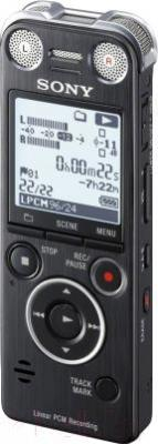 Цифровой диктофон Sony ICD-SX1000 - вполоборота