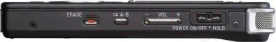 Цифровой диктофон Sony ICD-SX1000 - вид сбоку
