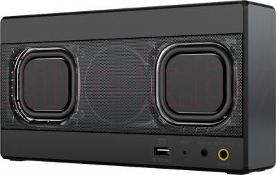 Мультимедийная док-станция Sony SRS-X5B - вид сзади (динамики)