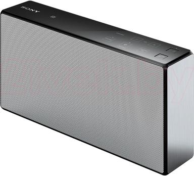 Мультимедийная док-станция Sony SRS-X5W - общий вид