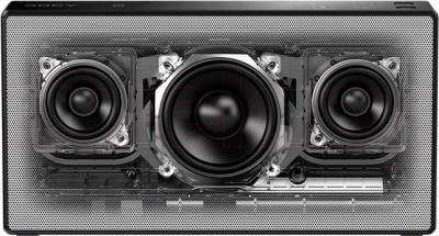 Мультимедийная док-станция Sony SRS-X5W - динамики