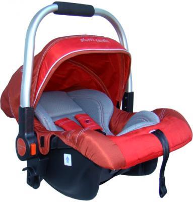Детская универсальная коляска Pierre Cardin PS687 3 в 1 (красный) - автокресло