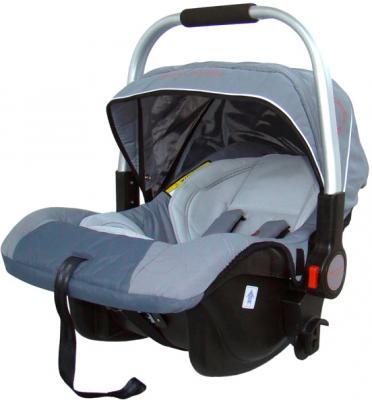Детская универсальная коляска Pierre Cardin PS687 3 в 1 (серый) - автокресло