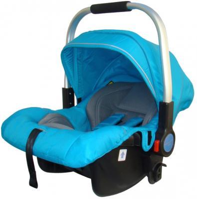 Детская универсальная коляска Pierre Cardin PS870 3 в 1 (голубой) - автокресло