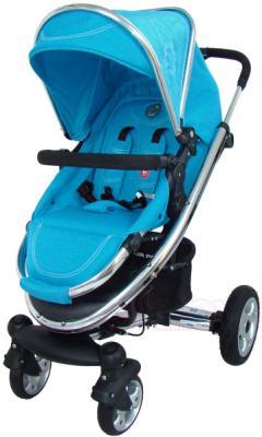 Детская универсальная коляска Pierre Cardin PS870 3 в 1 (голубой) - прогулочный блок