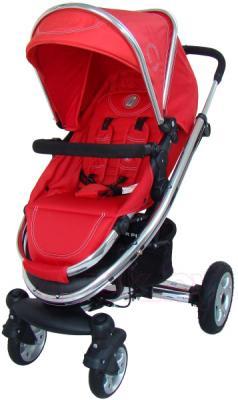 Детская универсальная коляска Pierre Cardin PS870 3 в 1 (красный) - прогулочный блок